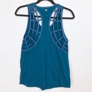 90 Degree by Reflex Racerback Athletic Top Small